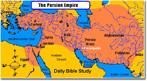 IRAN & THE BIBLE
